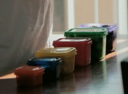colored containers as in the 21 Day Fix diet